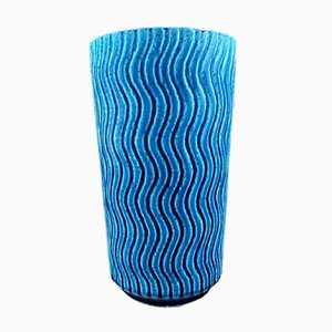 Grand Vase Chamotte Mid-Century par Gunnar Nylund pour Rörstrand