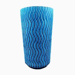 Große Mid-Century Vase aus Schamotte von Gunnar Nylund für Rörstrand