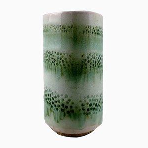 Keramikvase von Carl-Harry Stålhane für Designhuset, 1970er