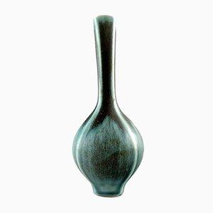 Vaso Selecta grande in ceramica di Berndt Friberg per Gustavsberg, anni '50