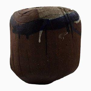 Vintage Ceramic Vase by Sten Lykke Madsen