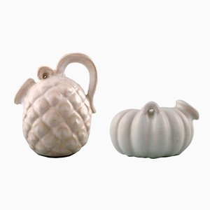 Ceramic Vases by Michael Andersen, 1950s, Set of 2