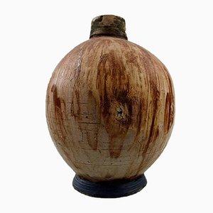 Jarrón francés de cerámica, años 40