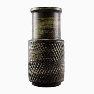 Vase Agave en Céramique par Mari Simmulson pour Upsala Ekeby, 1960s