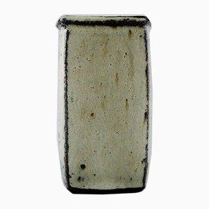 Rustic Ceramic Vase by Dorthe Møller, 1970s