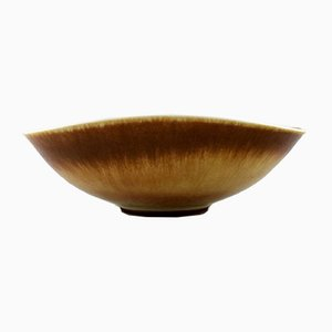 Large Ceramic Bowl by Berndt Friberg, 1960s