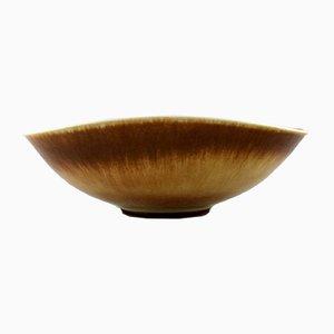 Scodella grande in ceramica di Berndt Friberg, anni '60