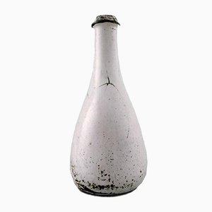 Grand Vase en Grès Vernis par Nils Kähler pour Kähler, 1960s