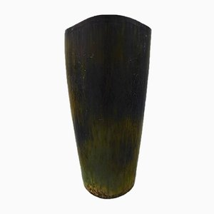 Large Stoneware Vase by Gunnar Nylund for Rörstrand
