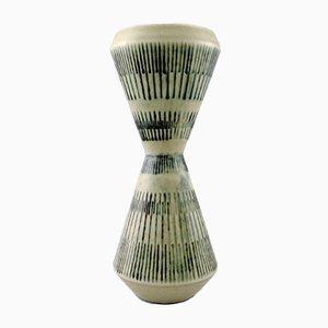 Vaso vintage in ceramica di Carl-Harry Stalhane per Rorstrand