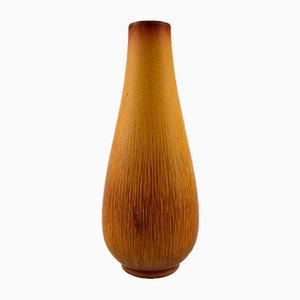 Grand Vase Vintage en Grès par Gunnar Nylund pour Rörstrand