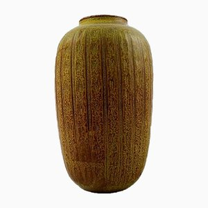Ceramic Vase by Gerd Bogelund for Royal Copenhagen