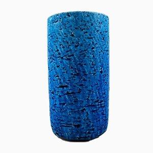 Vaso in ceramica di Gunnar Nylund per Rörstrand, anni '50