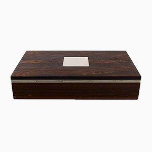 Rosewood Box by Hans Henrik Hansen, 1950s
