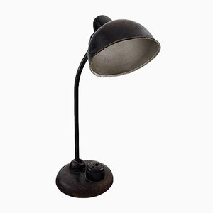 Industrial Bauhaus Table Lamp by Christian Dell, 1974