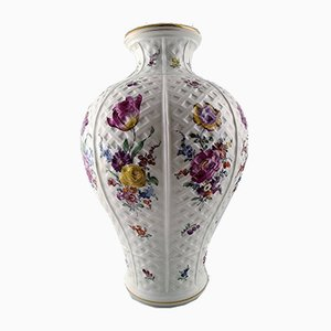 Vaso grande in porcellana, Austria, anni '10