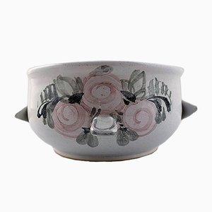 Vintage Blumentopf aus Keramik von Bjorn Wiinblad