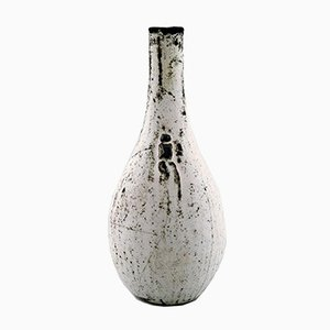 Danish Glazed Vase by Svend Hammershøi for Kähler, 1930s