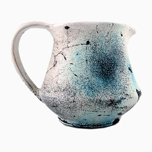 Vintage Glazed Pitcher by Jens Thirslund for Kähler, 1930s