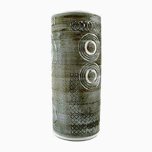 Vintage Vase von Olle Alberius für Rörstrand
