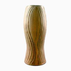 Vase Vintage en Grès par Carl Harry Stålhane pour Rörstrand