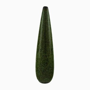Grand Vase Vintage en Céramique par Carl Harry Stålhane pour Rörstrand