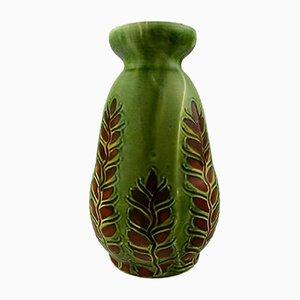 Vaso vintage in gres smaltato di Kähler