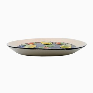 Large Dish with Fruits by Timo Sarvimäki for Design House Stockholm, 1960s