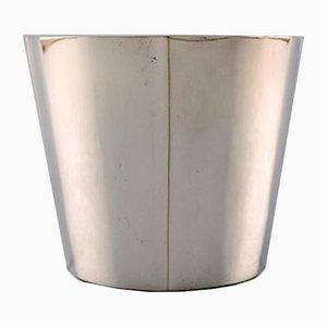 Scandinavian Modern Silver Tableware by Sigvard Bernadotte for Gense, 1960s, Set of 6