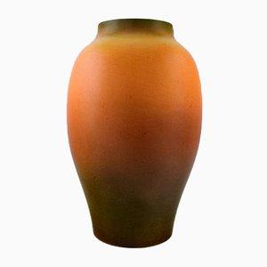 Art Nouveau Danish Ceramic Vase from Ipsen's