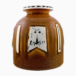 Vase Vintage par Lisa Larson pour Gustavsberg