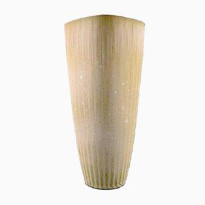 Mid-Century Stoneware Vase by Gunnar Nylund for Rörstrand