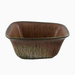 Scodella vintage in ceramica smaltata di Gunnar Nylund per Rörstrand