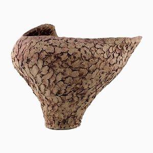 Große dänische Vase von Ivy Lysdal, 1970er