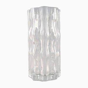 Mid-Century Swedish Art Glass Vases from Orrefors, Set of 2