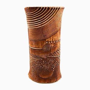 Keramikvase von Bertil Vallien für Rörstrand, 1970er