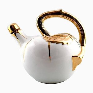 Tea Set by P. Pastaud for Limoges, 1920s