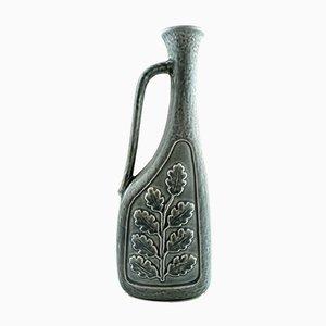 Large Swedish Ceramic Vase from Rörstrand, 1960s