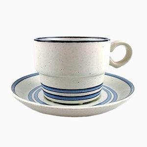Darts Kaffeeservice von Stig Lindberg für Gustavsberg, 1960er