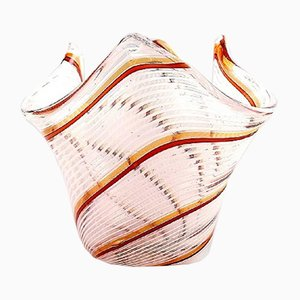 Vintage Murano Glass Bowl, 1960s
