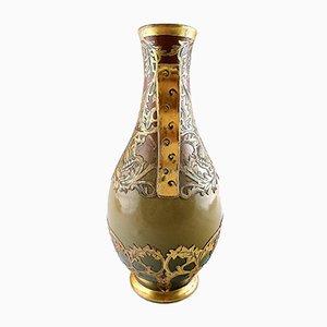 Jugendstil Keramikkrug, 1910er