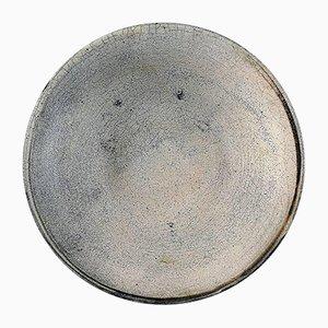 Glazed Stoneware Bowl by Svend Hammershøi for Kähler, 1930s