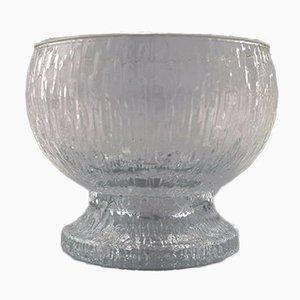 Vintage Finnish Glass Service by Tapio Wirkkala for Iittala Ultima Thule, Set of 5