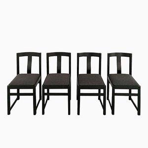 Chaises de Salle à Manger par Alfons Milà, 1970s, Set de 4