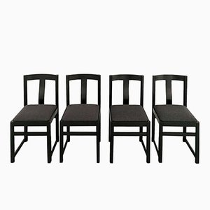 Dining Chairs by Alfons Milà, 1970s, Set of 4