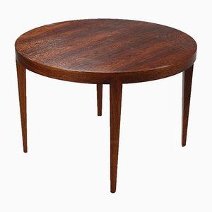 Mid-Century Danish Rosewood Coffee Table by Severin Hansen, 1964