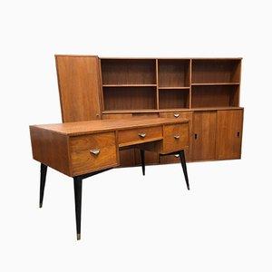 Modernes skandinavisches Büro Set, 1950er