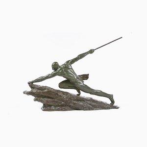 Vintage Skulptur von Pierre Le Faguays, 1930er