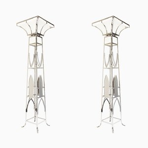 Floor Lamps, 1982, Set of 2