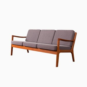 Scandinavian Modern Senator Sofa by Ole Wanscher for France & Søn, 1960s